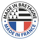 Made in Bretagne-100% breton-Fabriqué en France
